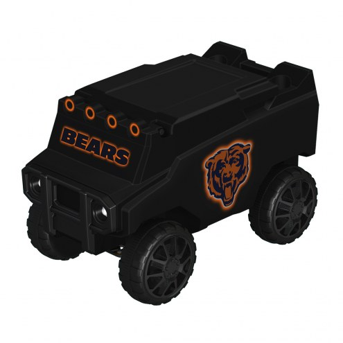 Chicago Bears Blackout Remote Control Rover Cooler