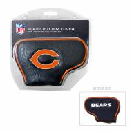 Chicago Bears Blade Putter Headcover