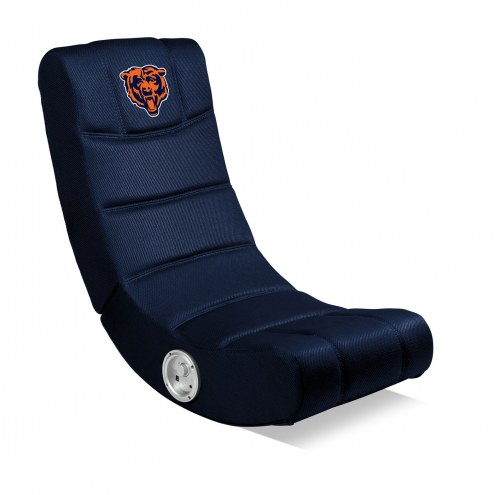 Chicago Bears Bluetooth Gaming Chair