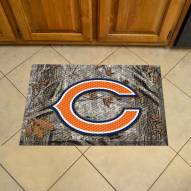 Chicago Bears Camo Scraper Door Mat