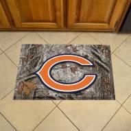 Chicago Bears Camo Scraper Door Mat