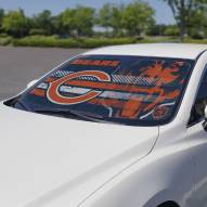 Chicago Bears Car Sun Shade