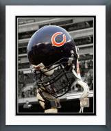 Chicago Bears Chicago Bears Helmet Spotlight Framed Photo