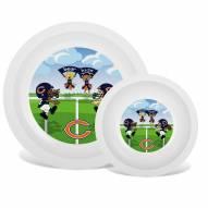 Chicago Bears Children's Plate & Bowl Set