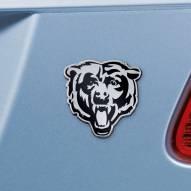 Chicago Bears Chrome Metal Car Emblem