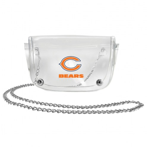 Chicago Bears Clear Waistpack