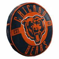 Chicago Bears Cloud Travel Pillow