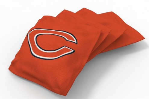 Chicago Bears Cornhole Bags - Set of 4
