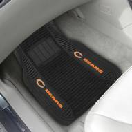 Chicago Bears Deluxe Car Floor Mat Set
