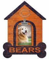 Chicago Bears Dog Bone House Clip Frame