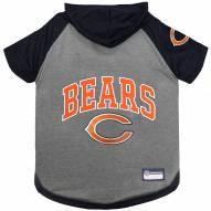Chicago Bears Dog Hoodie Tee