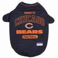 Chicago Bears Dog Tee Shirt