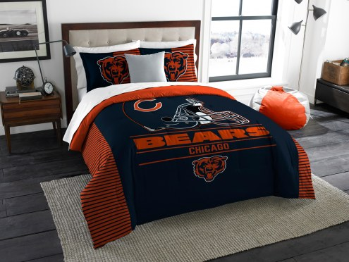 Chicago Bears Draft King Comforter Set