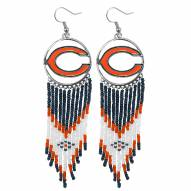 Chicago Bears Dreamcatcher Earrings