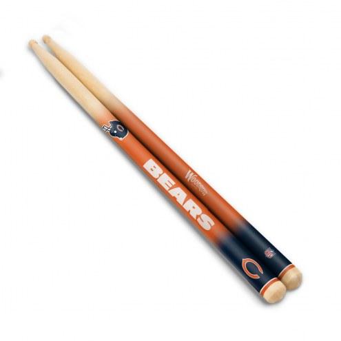 Chicago Bears Drum Sticks