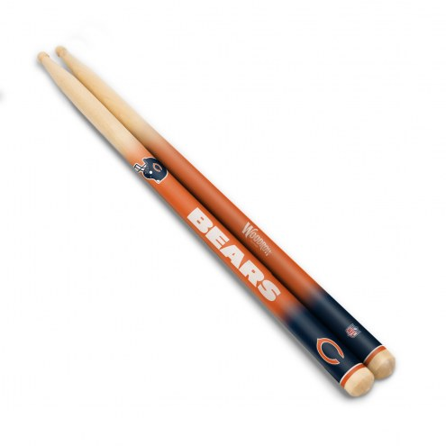 Chicago Bears Drum Sticks