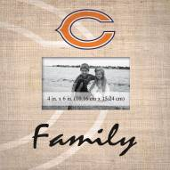 Chicago Bears Family Picture Frame