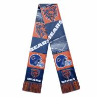 Chicago Bears Printed Scarf