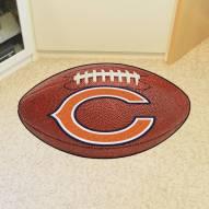 Chicago Bears Football Floor Mat