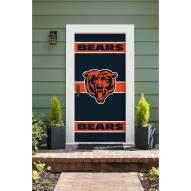 Chicago Bears Front Door Cover