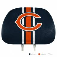 Chicago Bears Full Print Headrest Covers