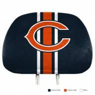 Chicago Bears Full Print Headrest Covers