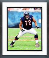 Chicago Bears Gabe Carimi Action Framed Photo