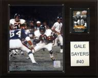 "Chicago Bears Gale Sayers 12 x 15"" Player Plaque"
