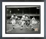 Chicago Bears Gale Sayers 1965 Action Framed Photo