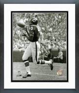 Chicago Bears Gale Sayers 1968 Action Framed Photo