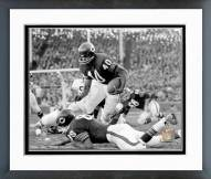 Chicago Bears Gale Sayers 1969 Action Framed Photo