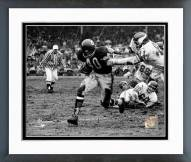 Chicago Bears Gale Sayers Action Framed Photo