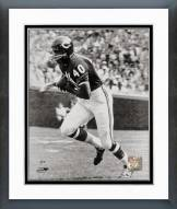 Chicago Bears Gale Sayers - Running Framed Photo