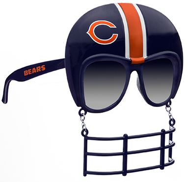 Chicago Bears Game Shades Sunglasses