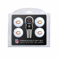 Chicago Bears Golf Ball Gift Set