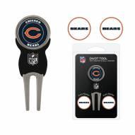Chicago Bears Golf Divot Tool Pack