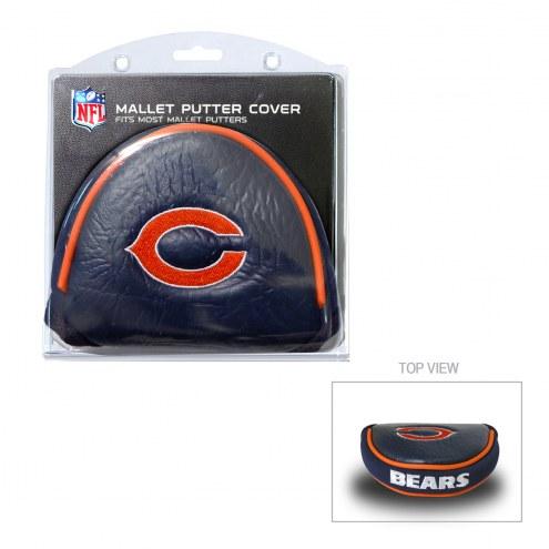Chicago Bears Golf Mallet Putter Cover