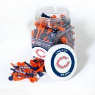 Chicago Bears 175 Golf Tee Jar