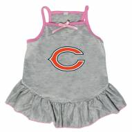 Chicago Bears Gray Dog Dress