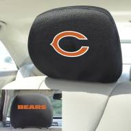 Chicago Bears Headrest Covers