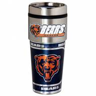 Chicago Bears Hi-Def Travel Tumbler