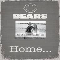 Chicago Bears Home Picture Frame