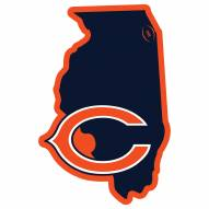 """Chicago Bears Home State 11"""""""" Magnet"""