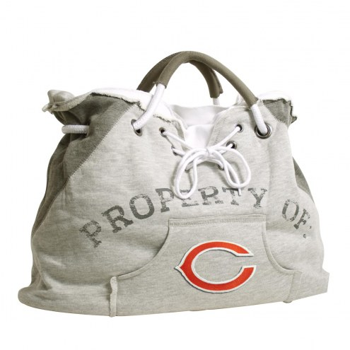 Chicago Bears Hoodie Tote Bag