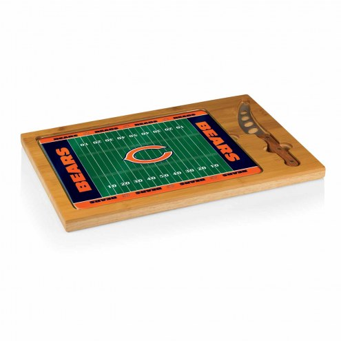 Chicago Bears Icon Cutting Board