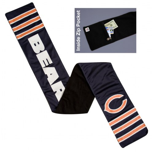 Chicago Bears Jersey Scarf
