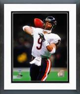 Chicago Bears Jim McMahon Super Bowl XX Action Framed Photo