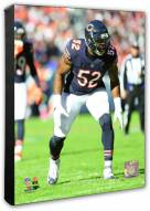 Chicago Bears Khalil Mack Action Photo