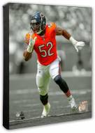Chicago Bears Khalil Mack Spotlight Action Photo