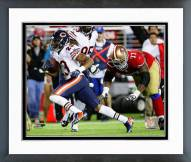 Chicago Bears Kyle Fuller Action Framed Photo